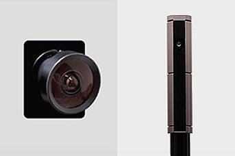 スイング撮影カメラ