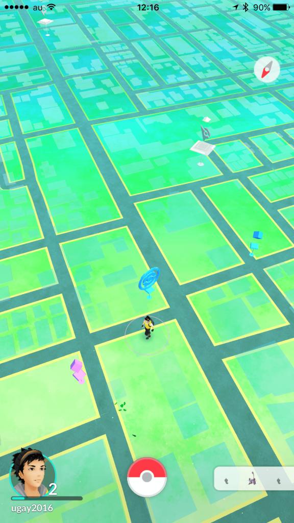 PokemonGO写真4