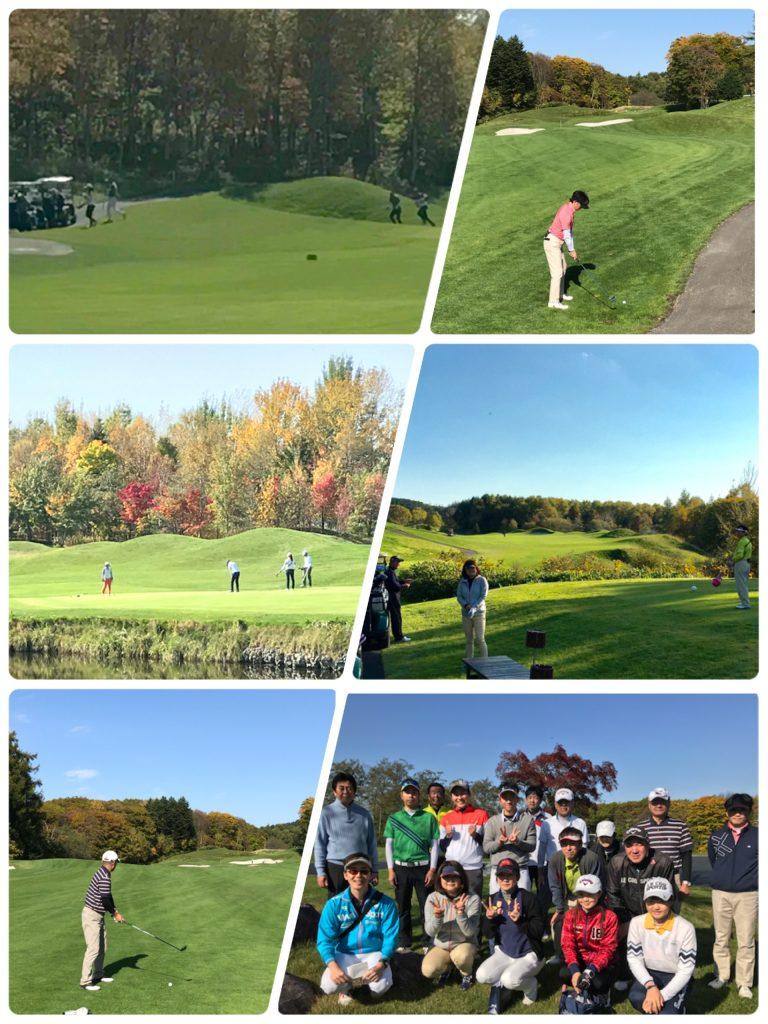 第4回INGOLFゴルフコンペ写真